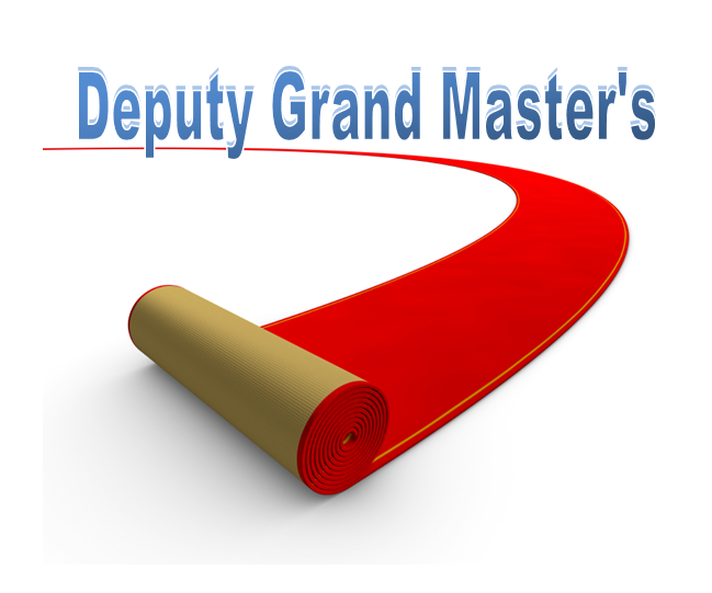 Deputy Grand Master to Roll Out 2015 Plans