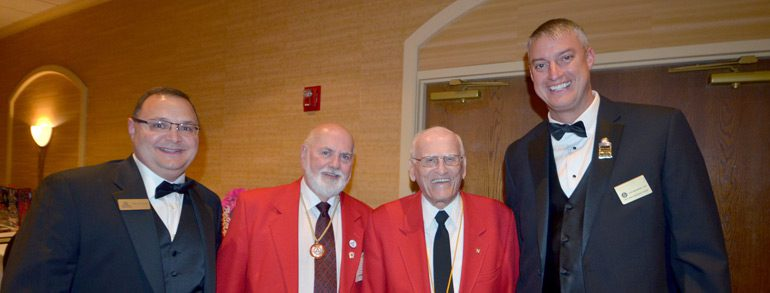 Earl C. Gifford Awarded to  Western Reserve Masonic Community Resident