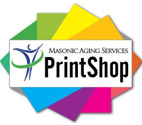 Introducing the new Masonic Aging Services Print Shop