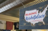 New Masonic Marketplace  at The OMH  Print Shop