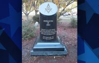 Masonic Memorials to Honor Veterans-Be a Part of This Historic Undertaking