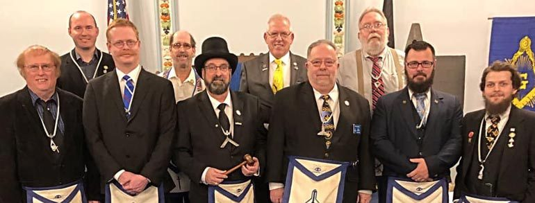 "Ohio Masons ""Step Into the Light"" During a National Crisis"