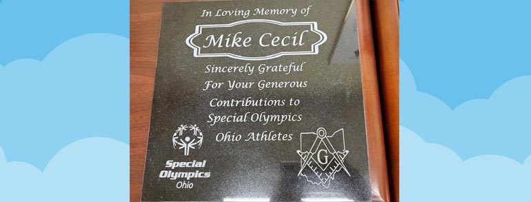 A New Direction for Ohio Special Olympics