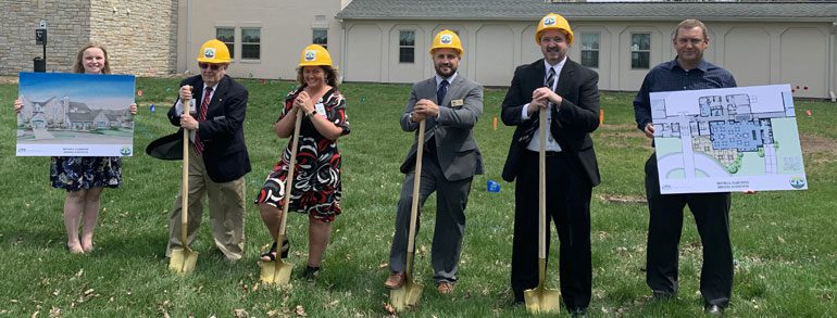 Springfield Masonic Community Breaks Ground on Iredell Gardens Renovation